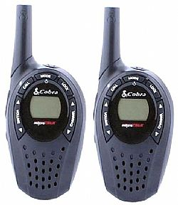 WALKIE-TALKIE COBRA MT-615