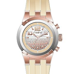 ΡΟΛΟΙ FREELINE Ladies Watch 8408-6