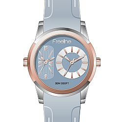 ΡΟΛΟΙ FREELINE Ladies Watch 8447-2